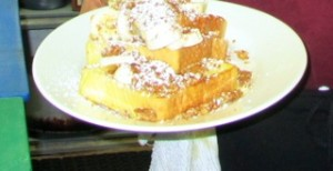 French Toast - a Lenora's Breakfast Specialty!