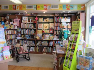 kidssectionbookstore