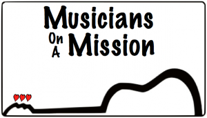 Musicians on a Mission logo